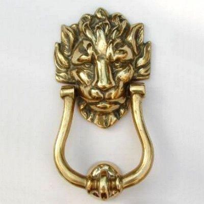 Brass Lions Head Door Knocker - Brass Lions Head Door Knocker Home - Ideas Pinterest Doors