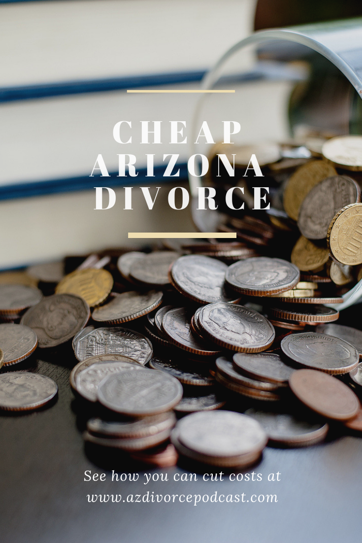 5 Tips to have a Cheap Arizona Divorce (With images
