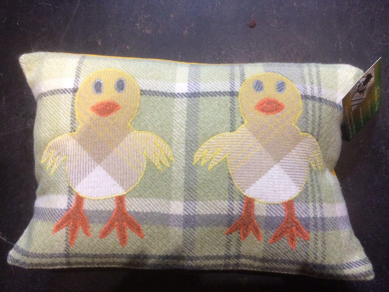 Easter Gift Home Decor Handmade Yellow Chicks