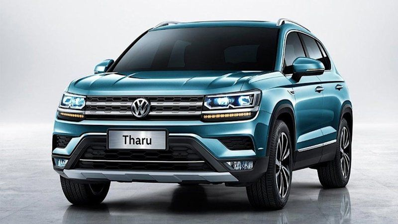 Why Vw Is Bringing A North America Specific Crossover Here And Not The T Roc Filed Under Chicago Auto Showvolkswagencrossover C Volkswagen Suv Compact Suv