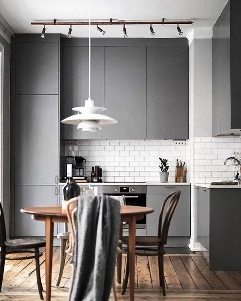 16+ Astounding Small Modern Kitchen Design Ideas #kitchens ...