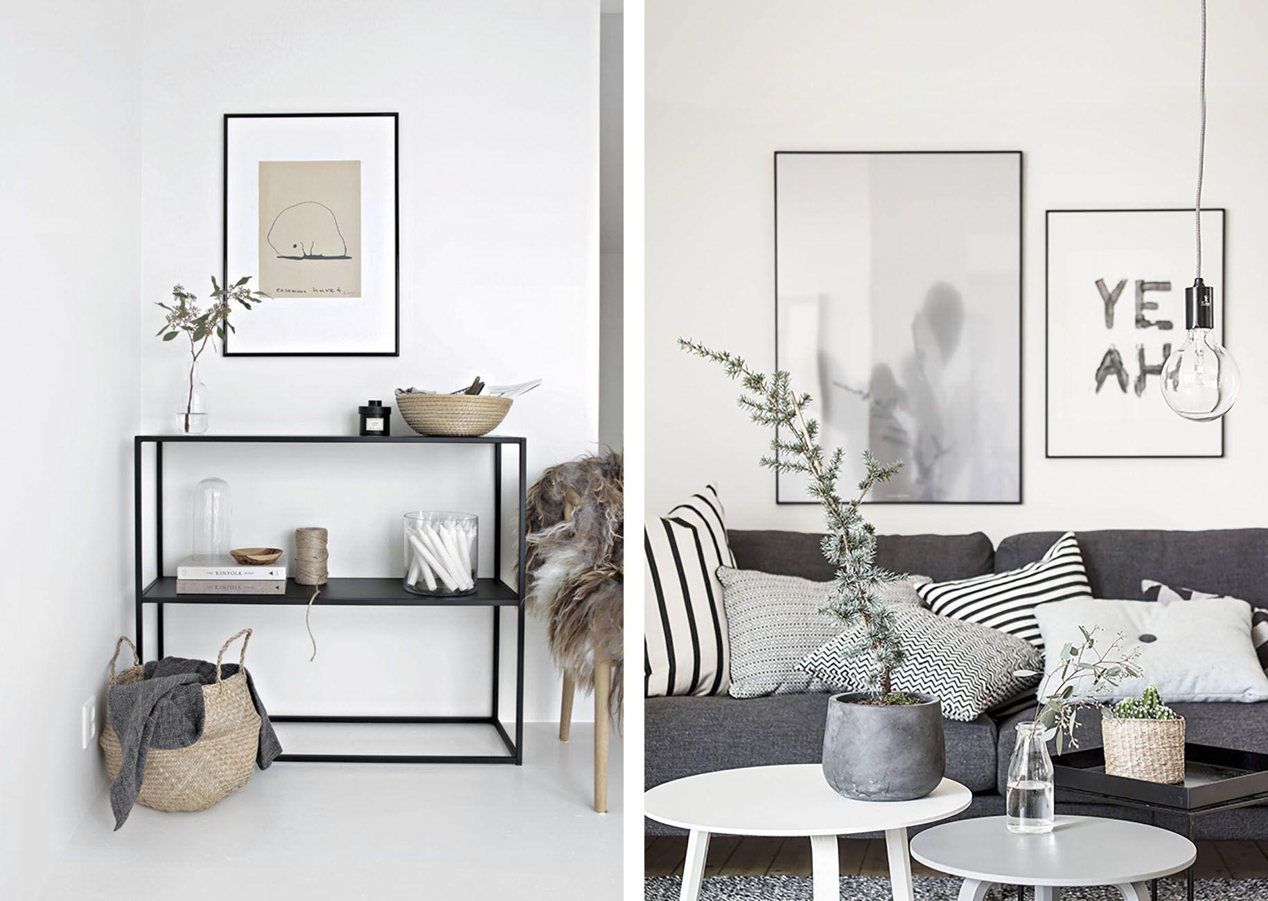 7 Gorgeous Modern Scandinavian Interior Design Ideas | Pinterest ...