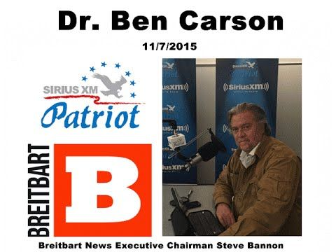 Ben Carson Calls OUT Obama - Let's Do a Deeper Drill Down on Obama and Hillary :11/7 Breitbart