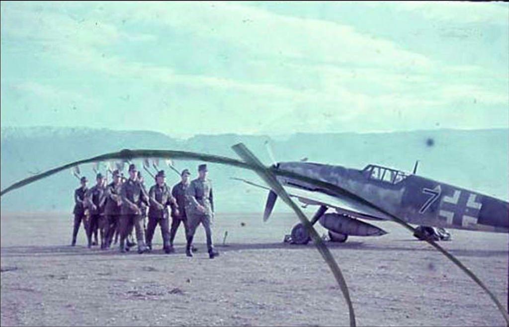 Bf 109 G-6\/R2 WNr 16  - wellmann k chen qualit t