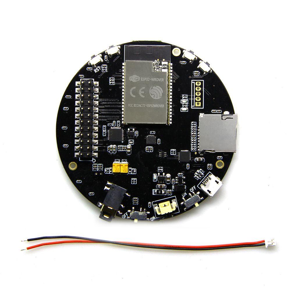 Wemos® TTGO TAudio V1 0 ESP32-WROVER Ranura para tarjeta SD