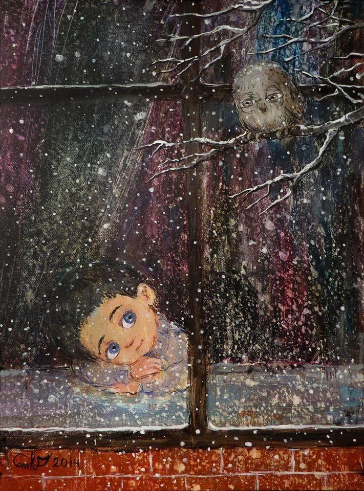 Nino Chakvetadze's Art   Art, Romantic art, Art painting