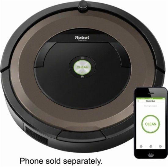 iRobot Roomba 890 AppControlled SelfCharging Robot