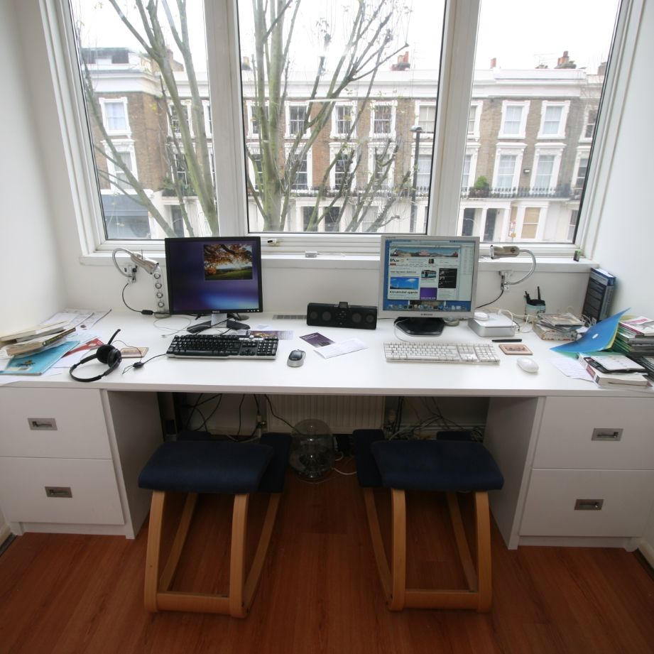Bespoke Fitted Home Office Custom Carpentry