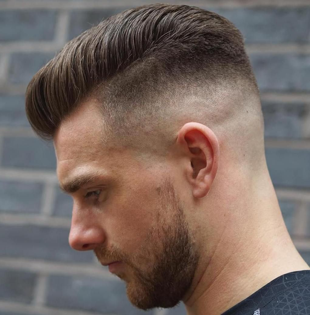 30 Ultra Cool High Fade Haircuts For Men Skin Fade Pompadour Mens Haircuts Fade High Skin Fade