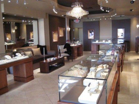 Beautiful Jewelry Store Design Ideas Contemporary - Decorating ...