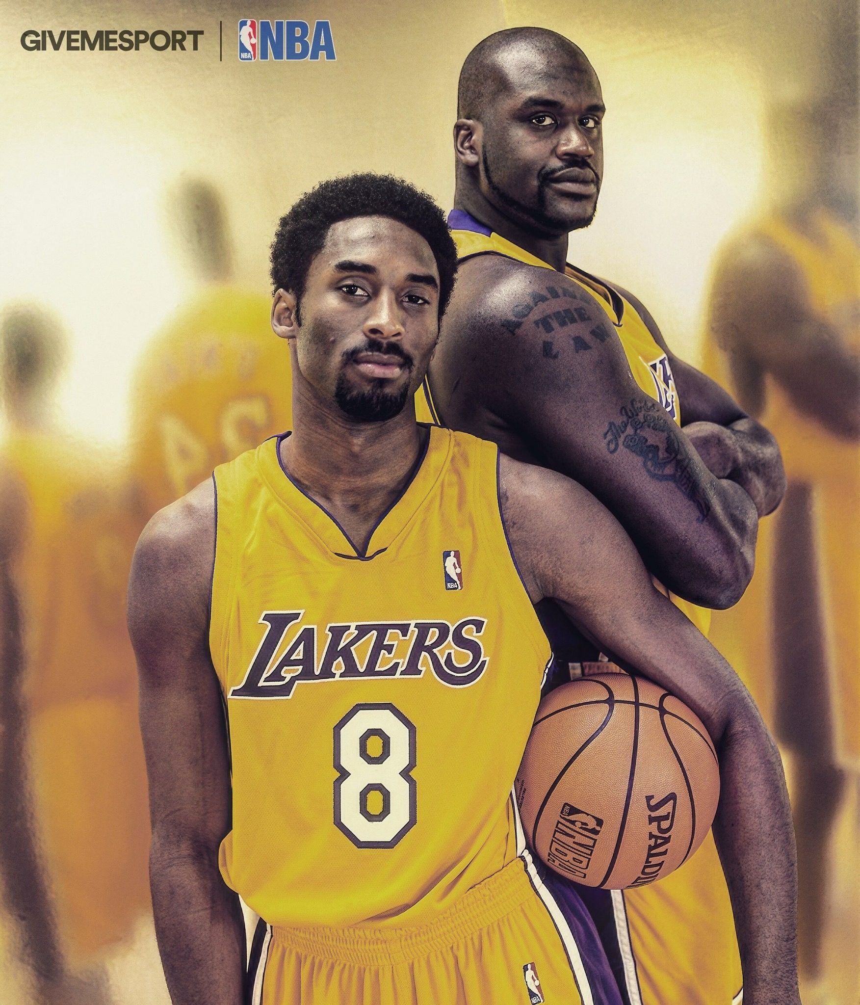 Irving Sao Paulo Good shaq & kobe | showtime | pinterest | sportif