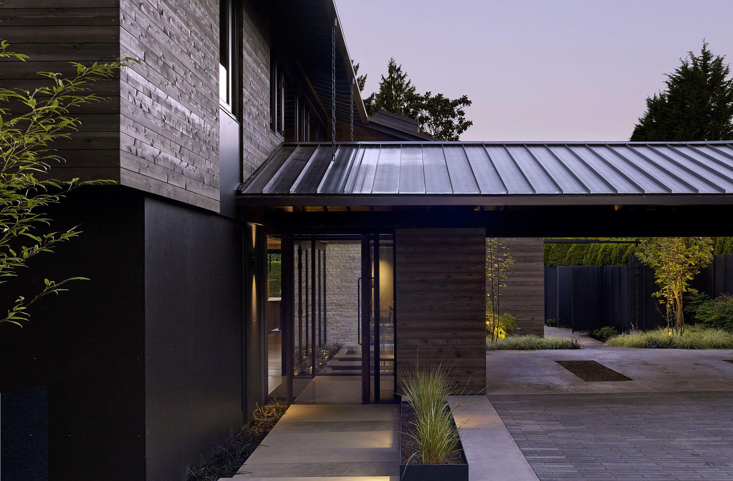 Mw works updates mid century modern home in seattle neighbourhood