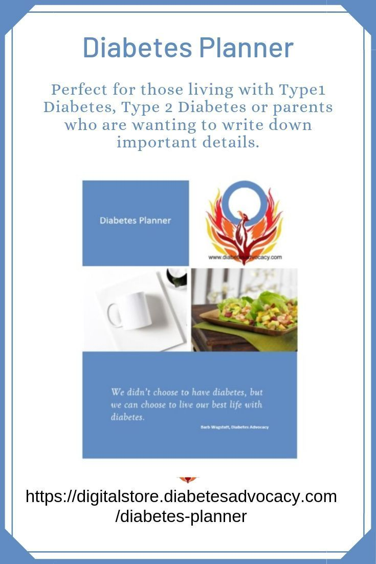 How to write a paper on diabetes