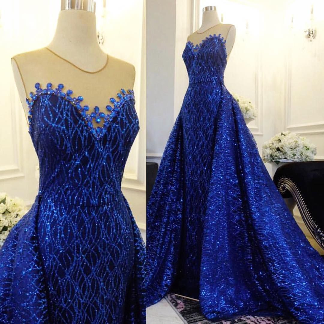 Custom Evening Dresses - Couture Formal Ball Gowns by Darius ...