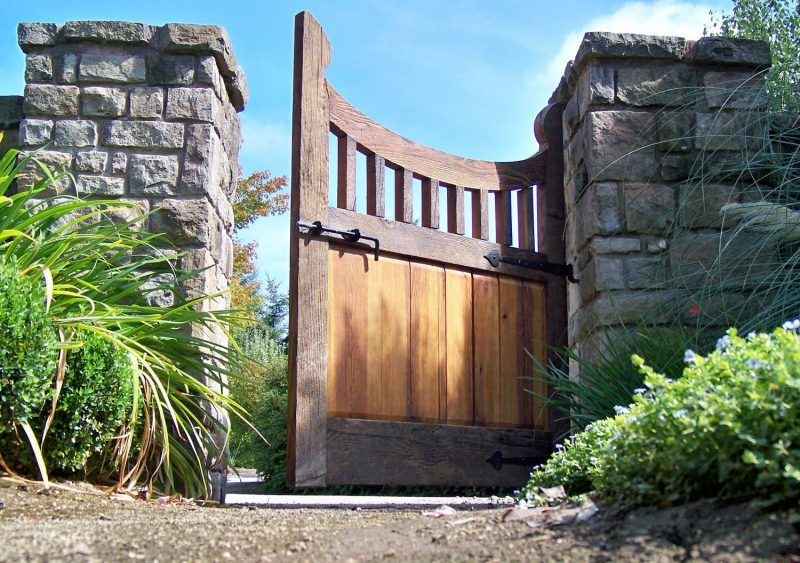 Gartentor T-Blech Pforte Hoftor Einfahrtstor Tür Tor Törchen grau 105cm x 180cm