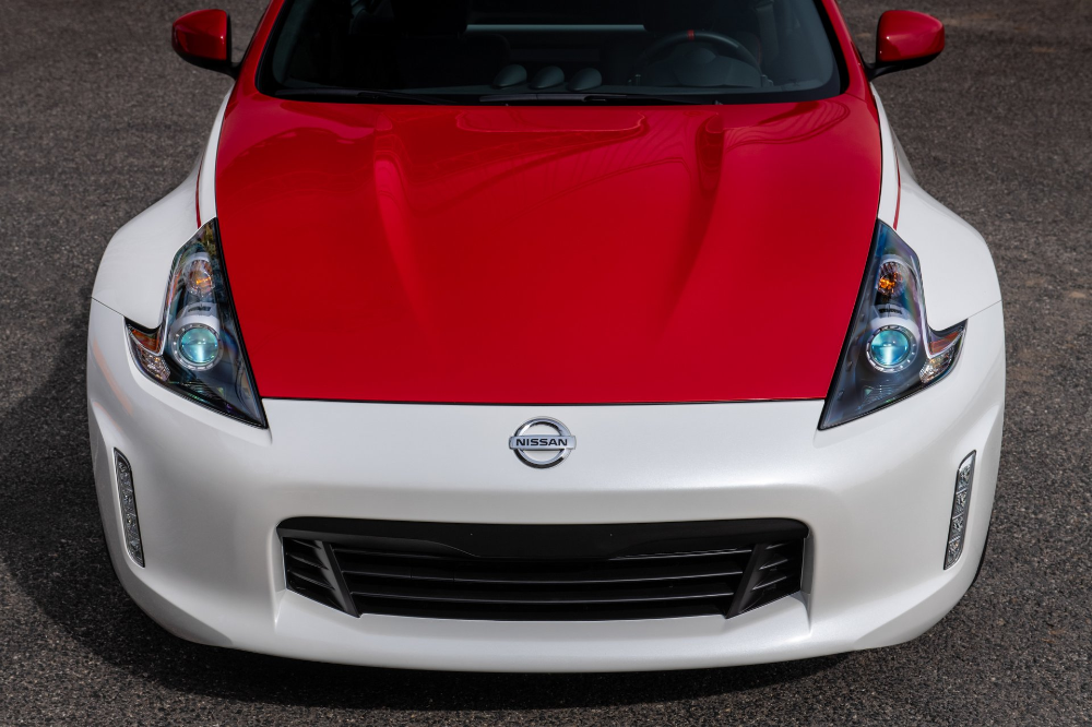 2020 Nissan 370Z 50th Anniversary Edition Picture Number