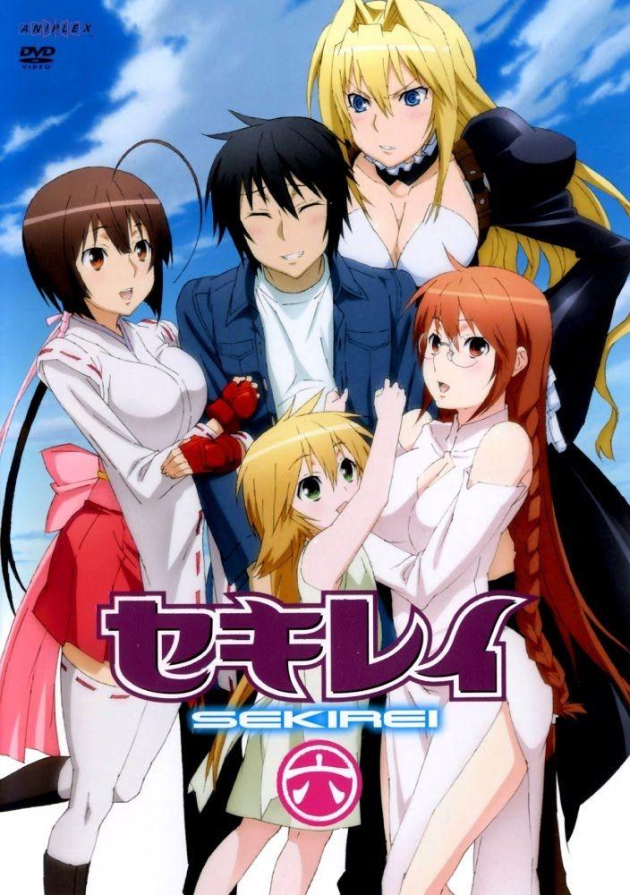 Sekirei: Pure Engagement Completo Torrent – WEB-DL 720p Legendado