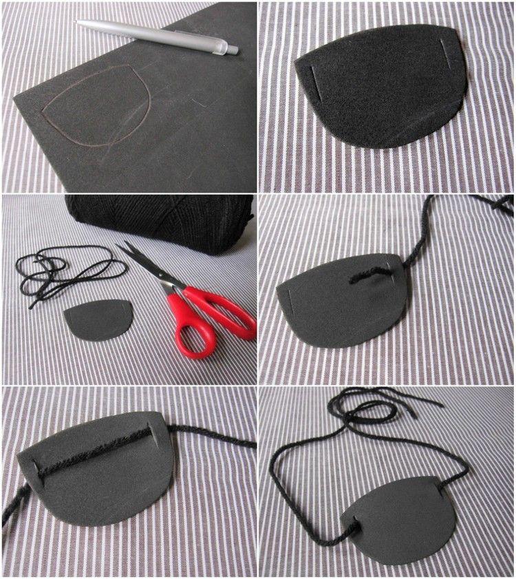 Zu Fasching basteln im Kindergarten – Bastelideen für Masken, Accessoires und Deko #diycostumes