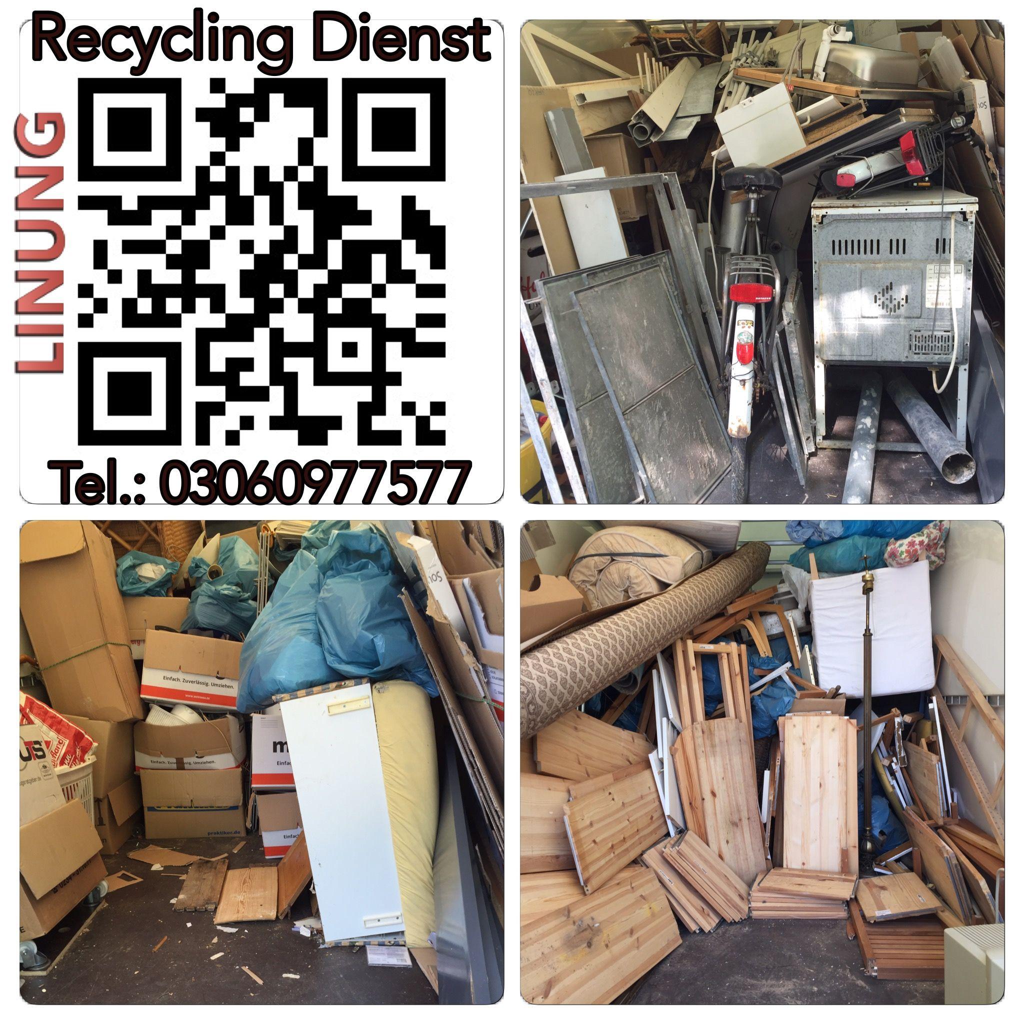 Entrümpelung Recycling Dienst Berlin sofort Service Haushaltsauflösung http://bit.ly/2apB9QQ Sperrmüllabholung Wohnung Keller entrümpeln heute lassen Tel.: 03060977577