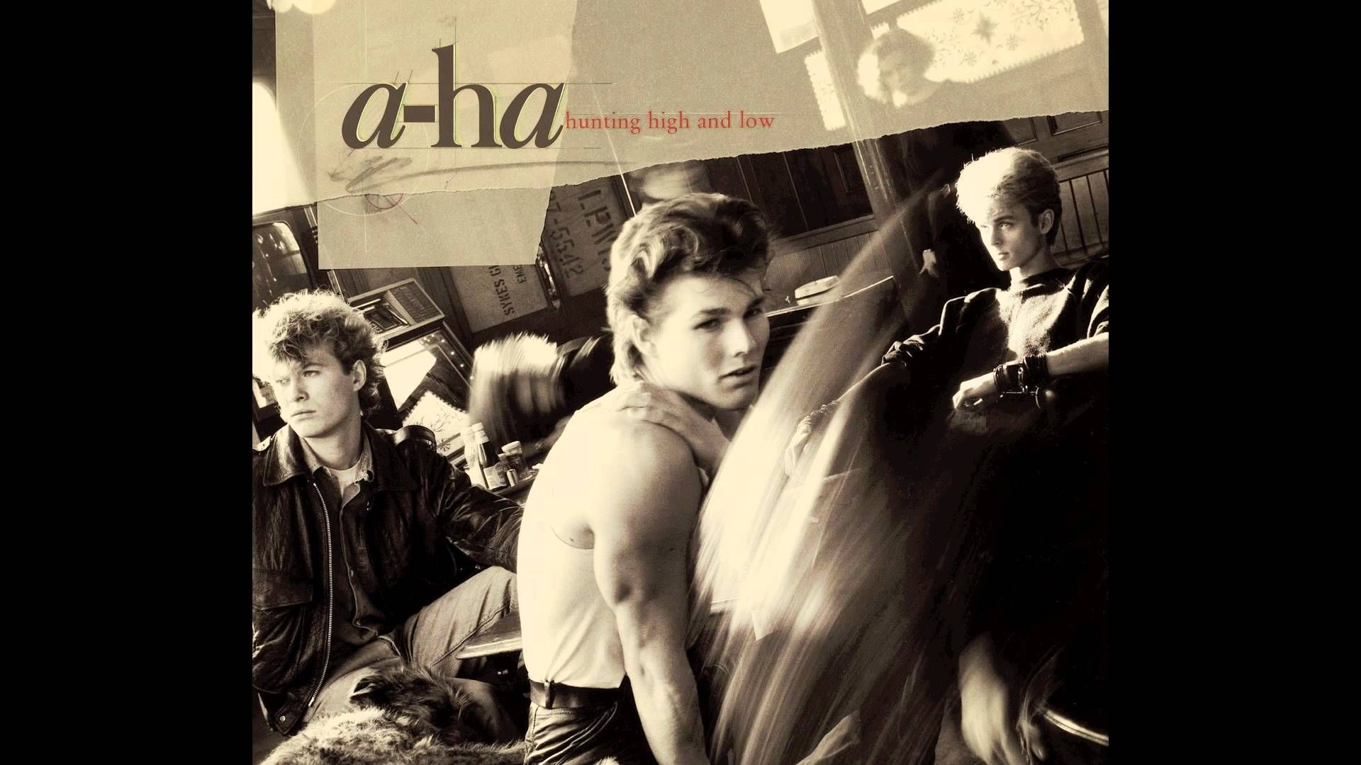 "This track is called ""Living A Boy's Adventure Tale"" by A-ha from their 1985 album ""Hunting High And Low"". All rights go to Reprise Records, Warner Music Gro..."
