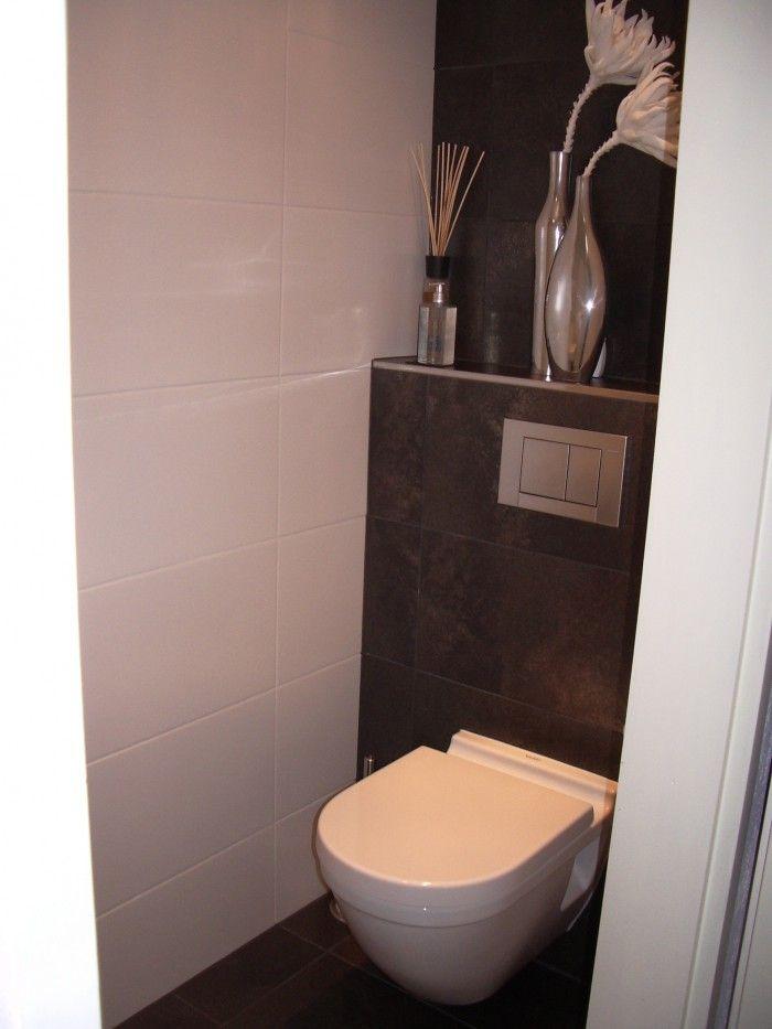 Afbeeldingen toiletruimtes google zoeken toilet pinterest toilet - Tegel model voor wc ...