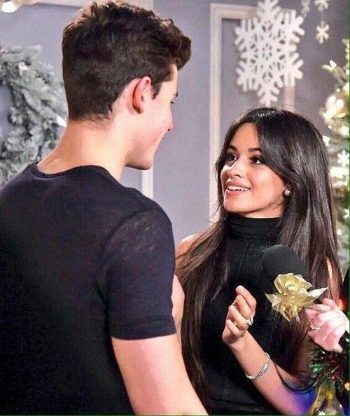 Shawn & Camila - Pinterest