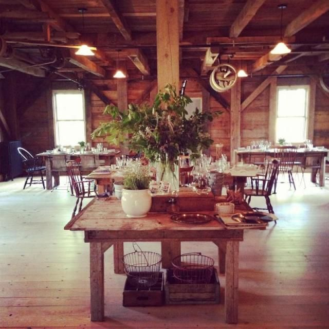 A Fresh Start For The Lost Kitchen In Freedom Rustic Dining