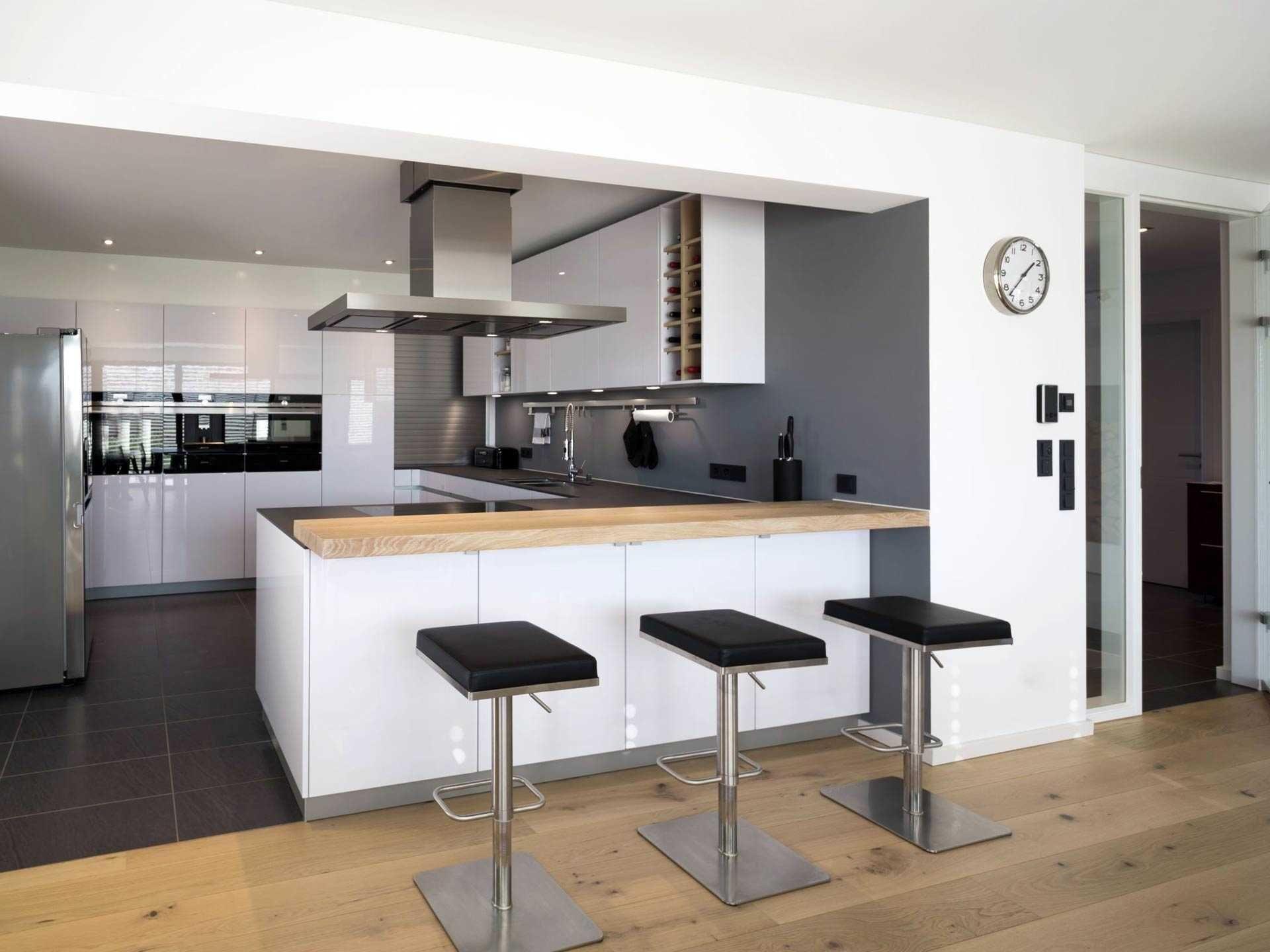 ▷ Kubus Haus Ulm - Regnauer Hausbau #buildingahouse