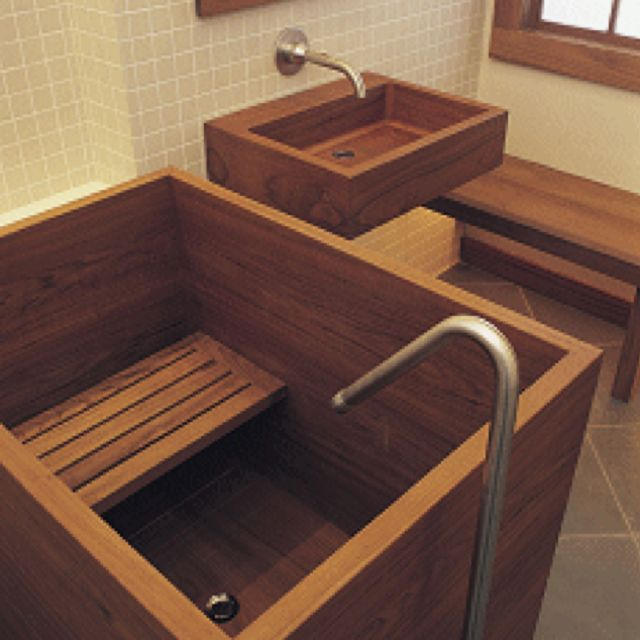 Obsessed With Japanese Baths8 Japanese Bathroom Design Japanese Bathroom Wood Tub