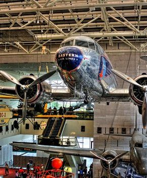 Visiting The Smithsonian National Air And Space Museum In