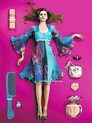The Terrier and Lobster: Living Dolls by Pedro Ferreira for Maxima