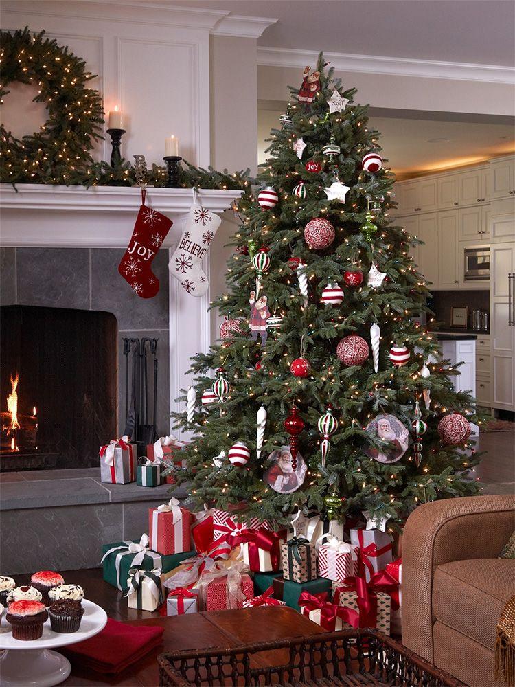 balsam hill weihnachtsb ume k nstlich aber verbl ffend realistisch dekorative geschenke. Black Bedroom Furniture Sets. Home Design Ideas