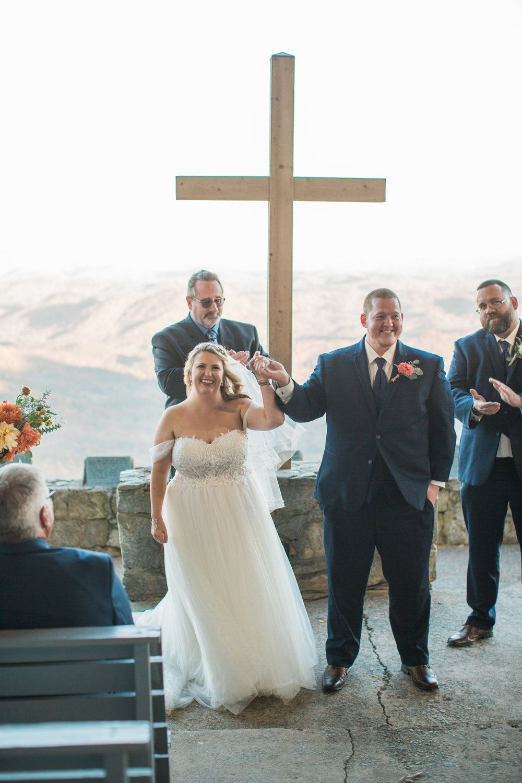 Ashlyn + Matt Stunning Pretty Place Wedding in Upstate