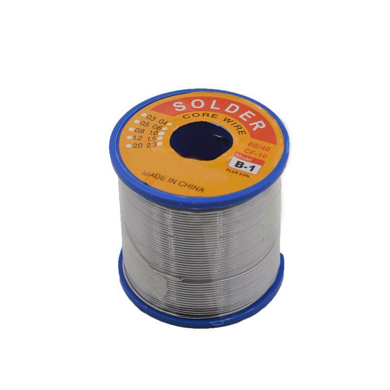 Jimbon 0 7mm 500g Soldering Wires Welding Iron Rosin Core 60 40 Lead Tin Flux 2 0 Percent Solder Tools Affiliate Soldering Tools Welding