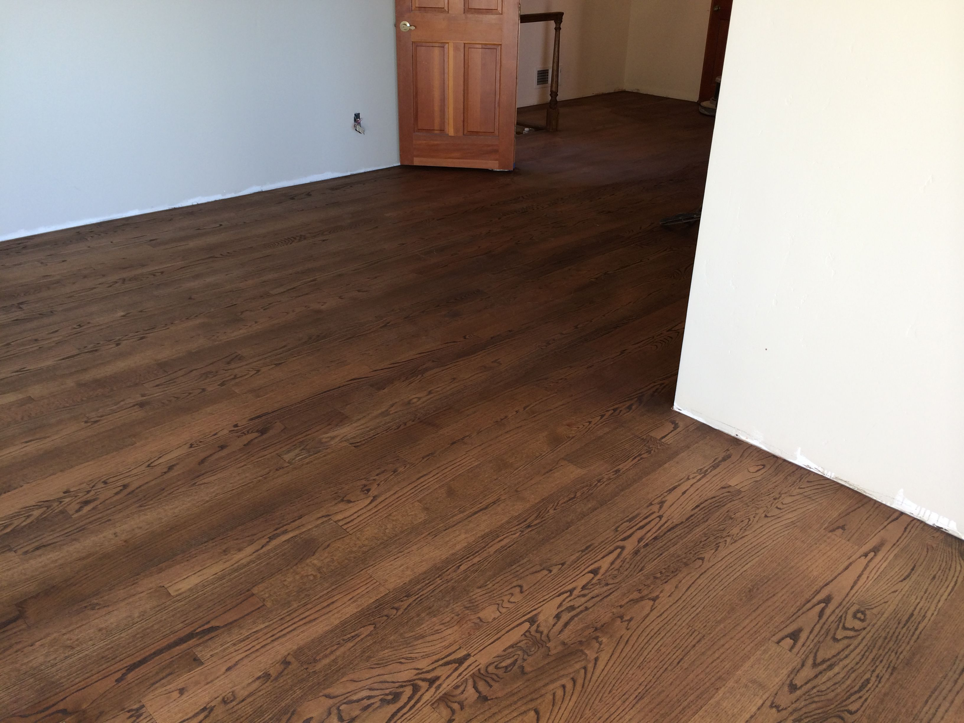 Sand Finish Dark Walnut 3 4 X 2 1 4 3 4 X 3 1 4 3 4 X 4 Hardwood Floors Hardwood Flooring