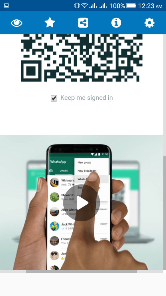 WhatsApp Web Apk For Android and PC (Latest 2019) | Hacking