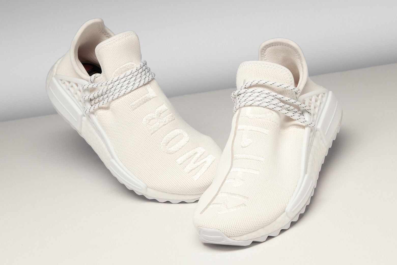 pretty nice 6c73c 4c142 adidas PW Human Race NMD TR 'Blank Canvas' Shoes - Size 5 ...