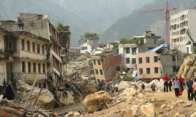 Desastres Naturales Mataron En Los Ultimos 20 Anos A 1 3 Science And Nature Science Nature Natural Disasters