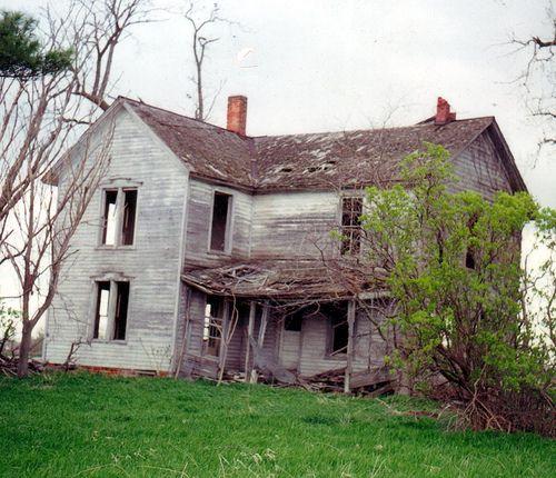 Abandoned Houses, Old Farm Houses