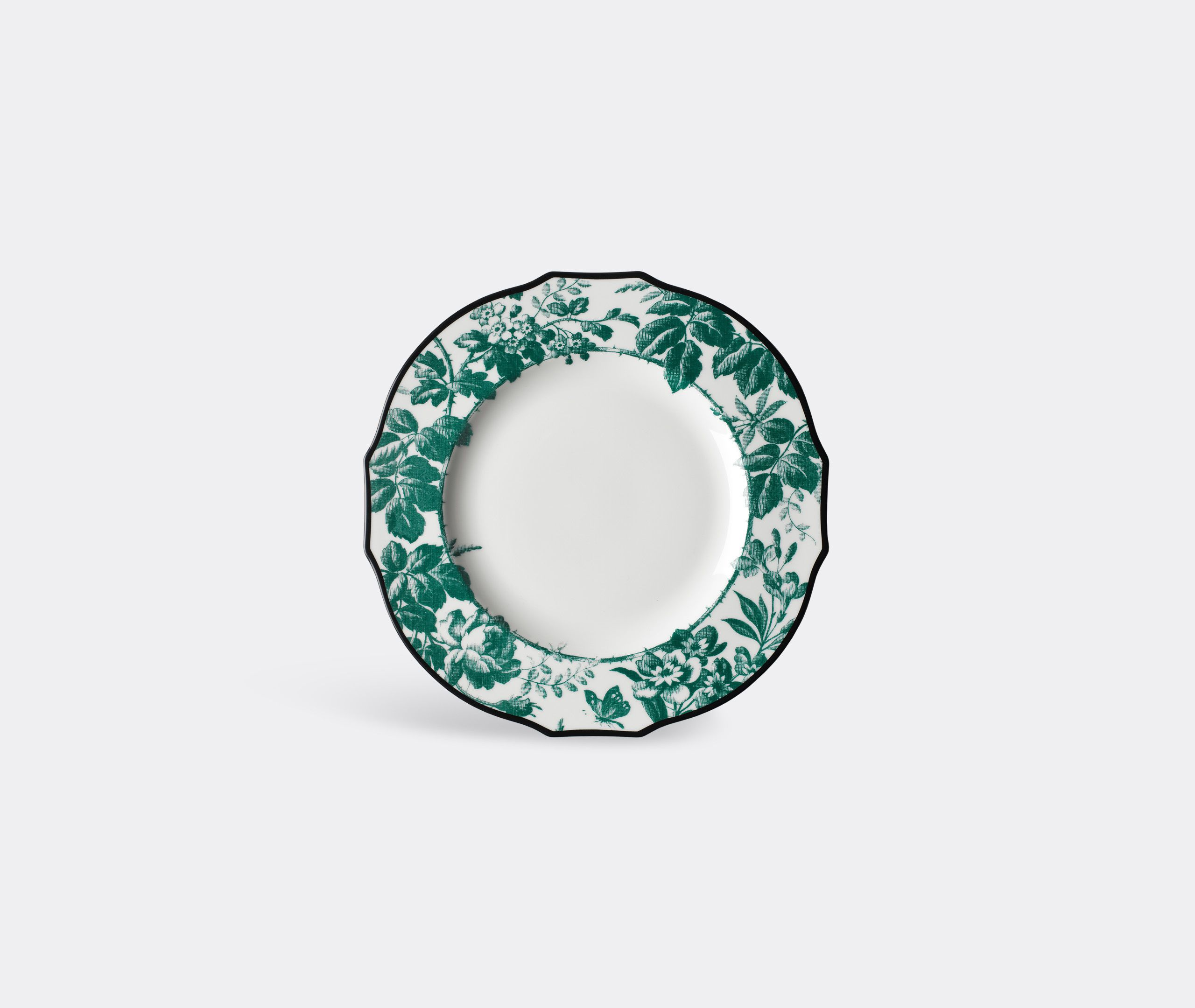 'Herbarium' dinner plate, set of two Alessandro Michele