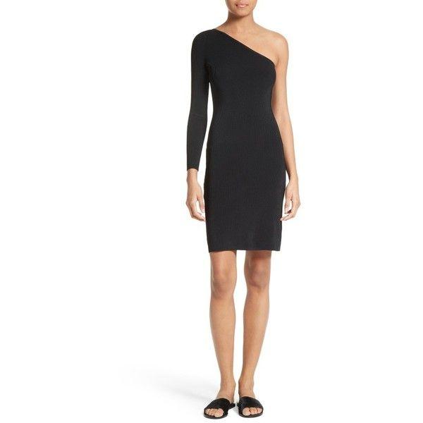 8292c117b9 Women's Elizabeth And James Brittany One-Shoulder Dress (3.185 NOK) ❤ liked  on