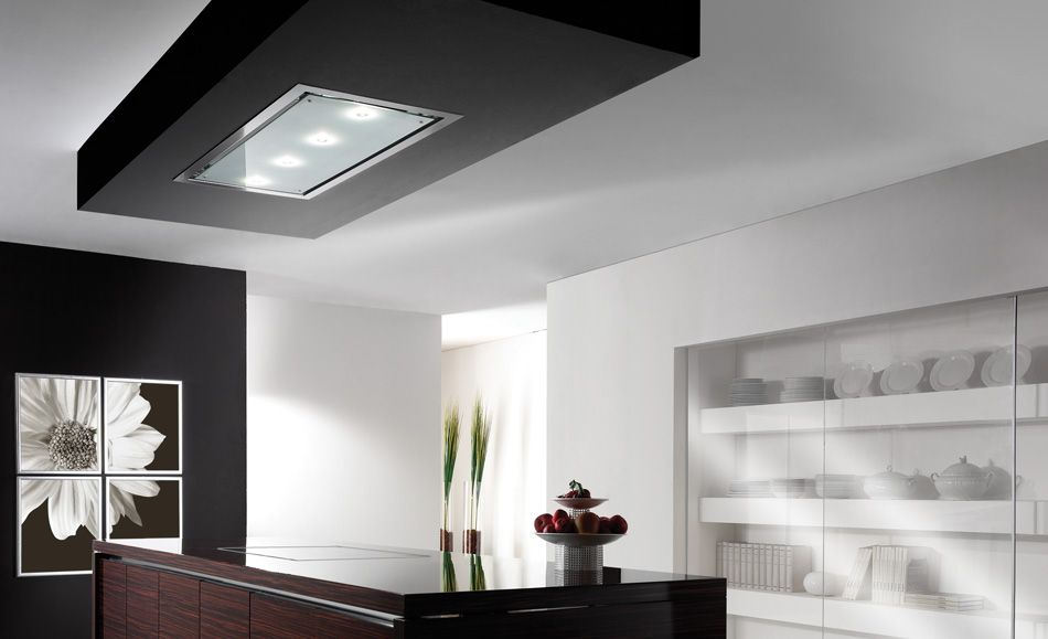 Typical Concealed Flush Ceiling Extractor By Air Uno Otello Nestkitchens Co Uk Kitchen Ceiling New Kitchen Designs Extractor Hood