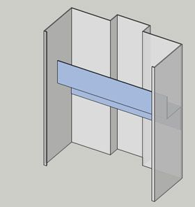 Door Frame Anchor Metal Stud Hollow Metal Doors Door Frame Metal Door