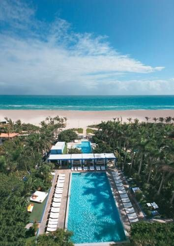 Hotel The S Club Miami Beach Beaches South Living In Paradise Hy Place
