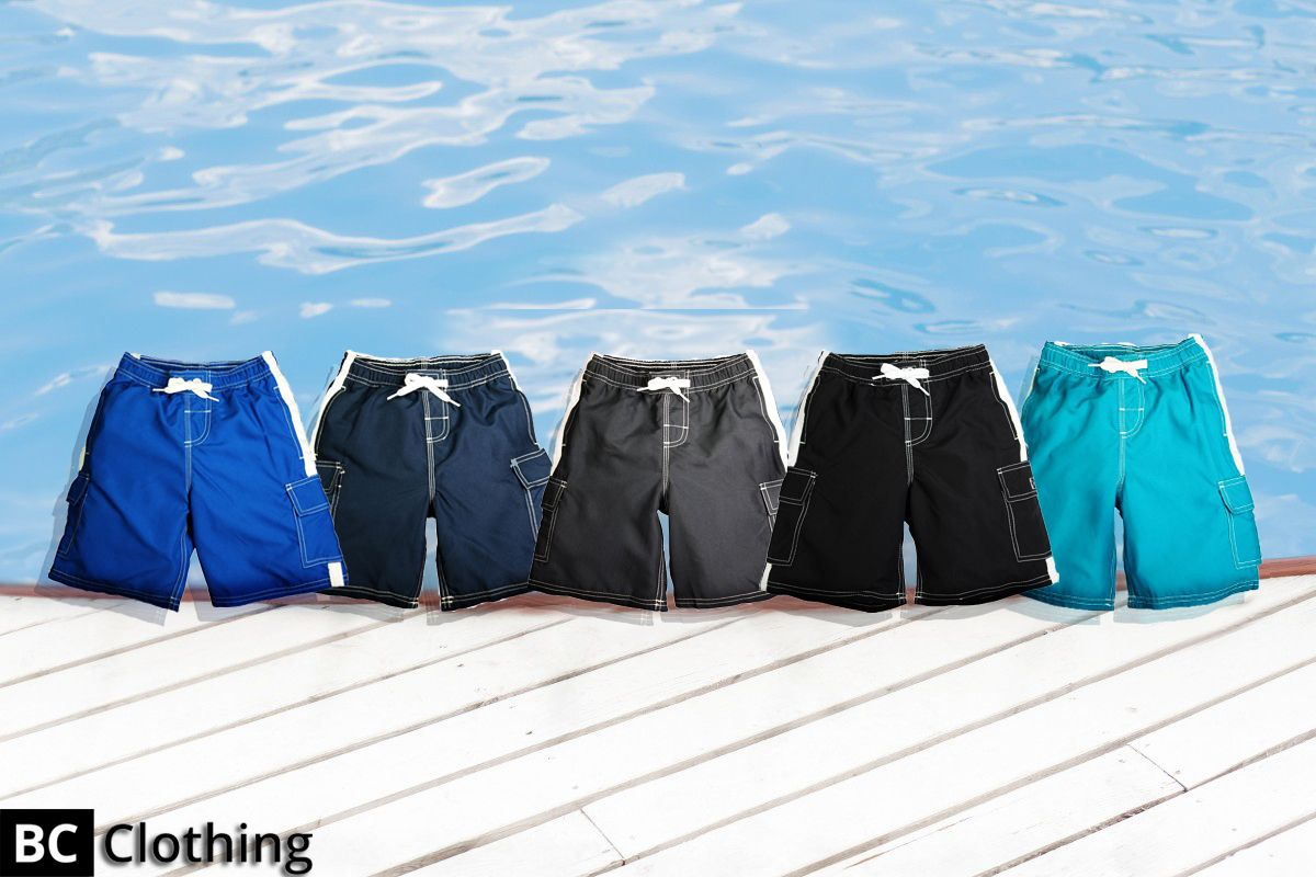 1441ada9e8 What color #SUITS you? Check out the array of #colors of #boysswimtrunks