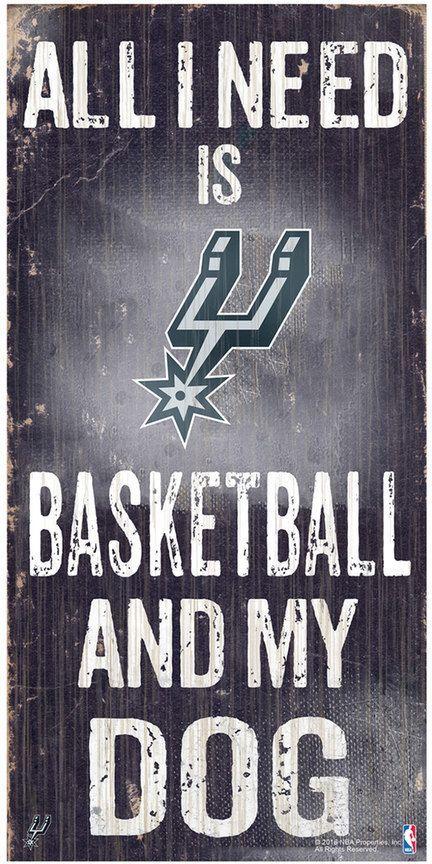 7cde57fe17b9 NBA San Antonio Spurs All I Need Wall Art