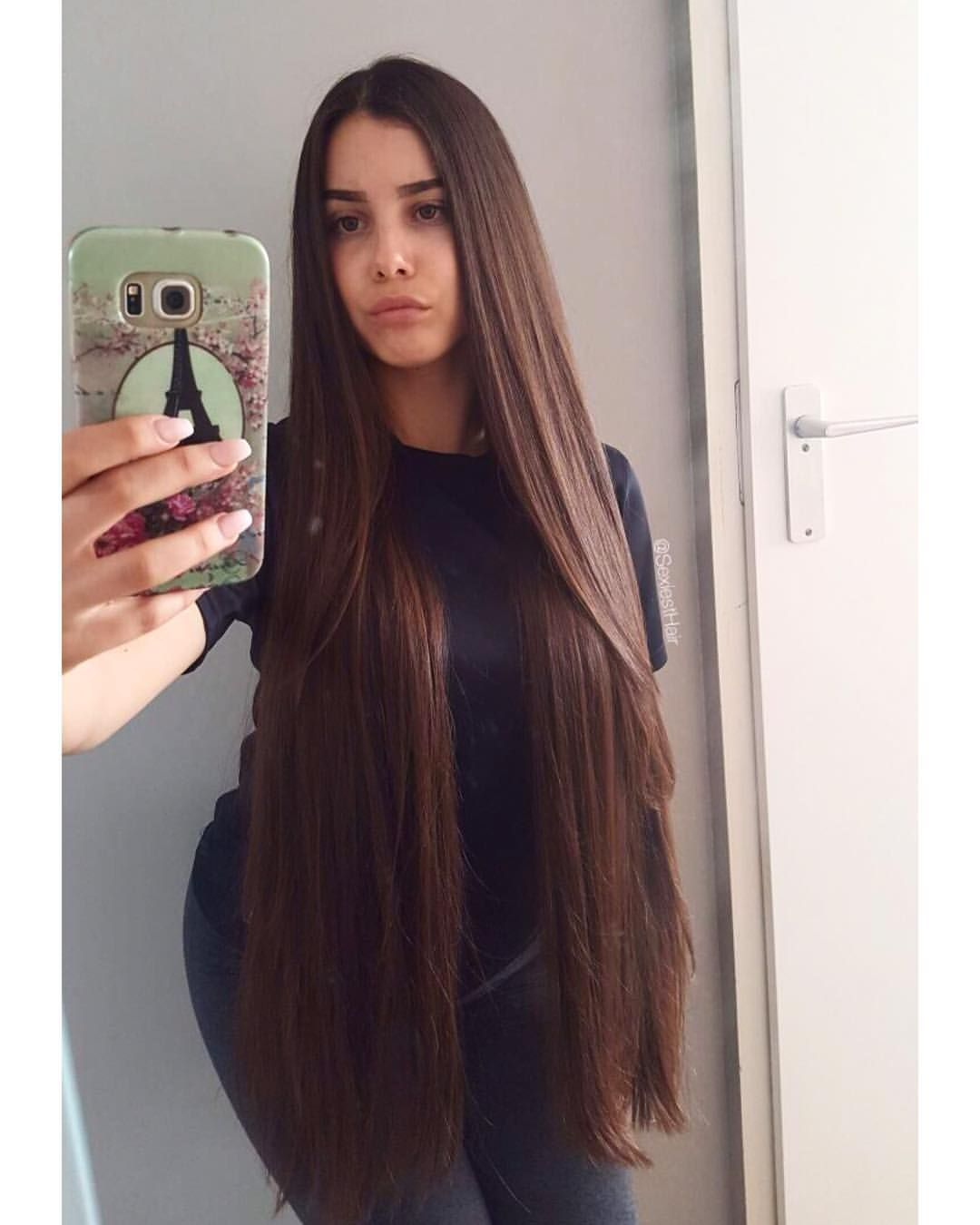 Pin On Super Long Hair