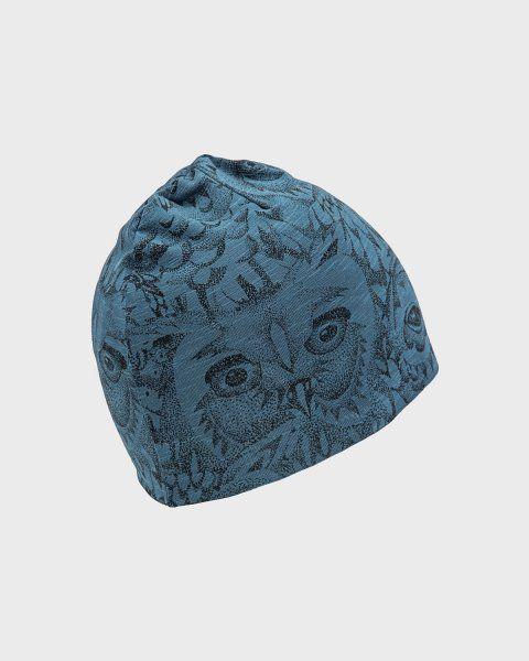 Soft Gallery Beanie 973-243-500 – HEAD & NECK – Blå