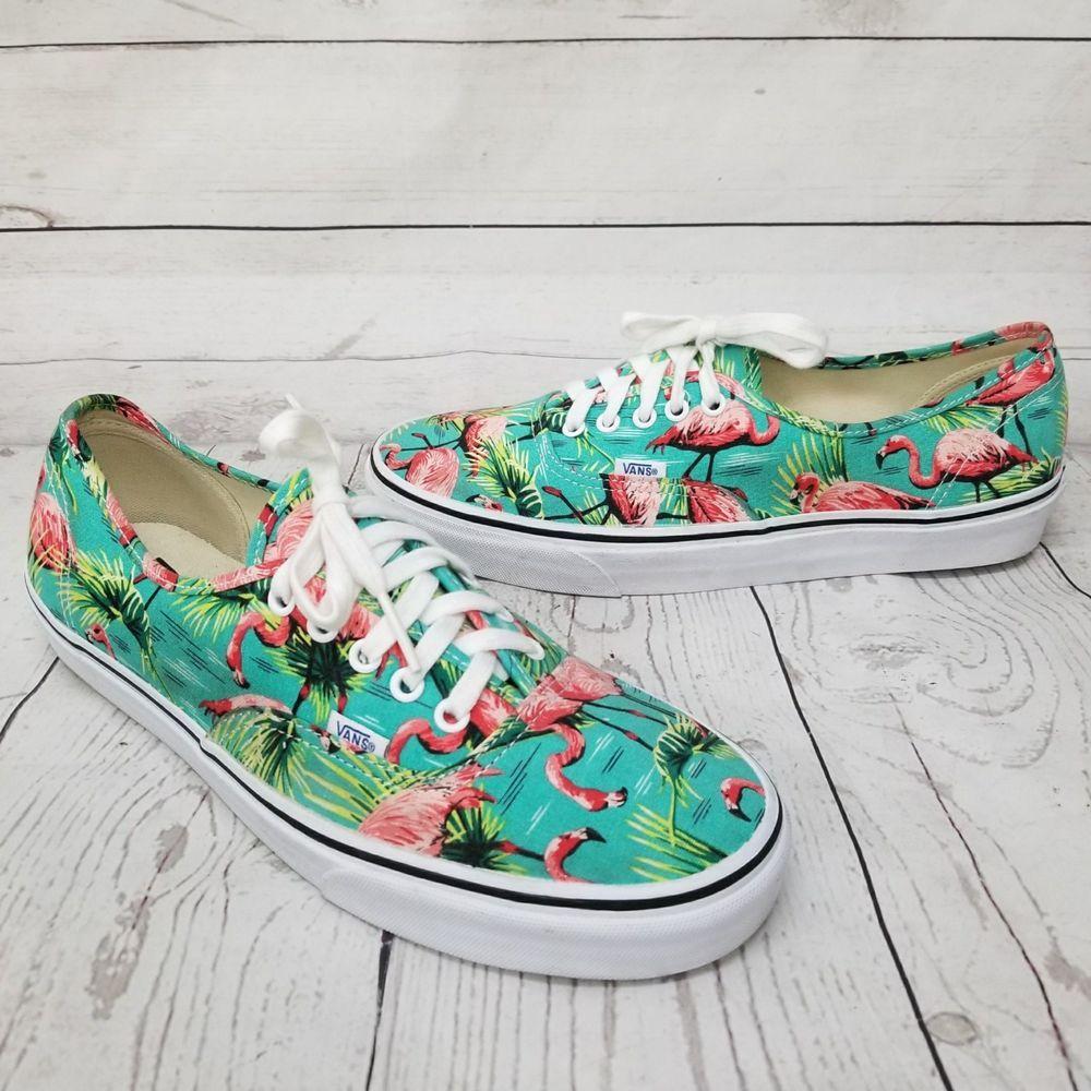 Vans Flamingo Doren turquoise sneaker