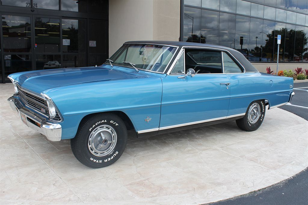 1967 Chevrolet Chevy II SS, 327 4bbl/4 speed | Classic Muscle ...